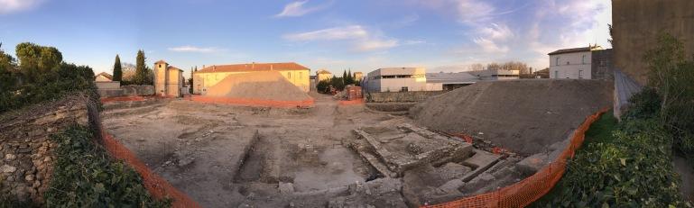 Les fouilles 2